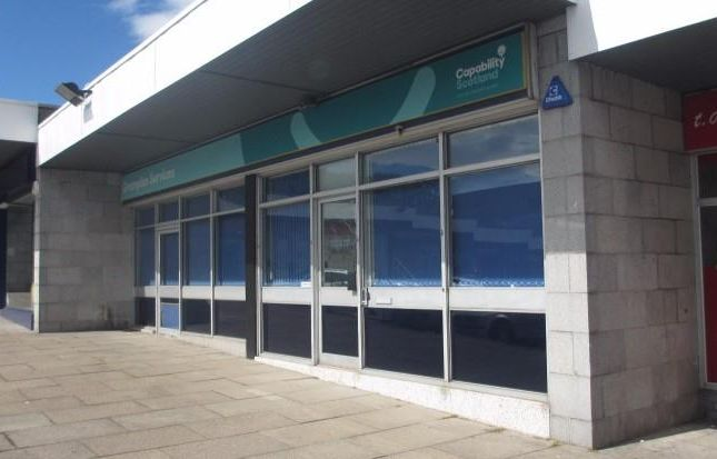 Thumbnail Retail premises to let in Units 11 & 12, Kittybrewster Shopping Centre, Clifton Road, Aberdeen