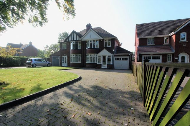 Thumbnail Semi-detached house for sale in Sneyd Lane, Essington, Wolverhampton