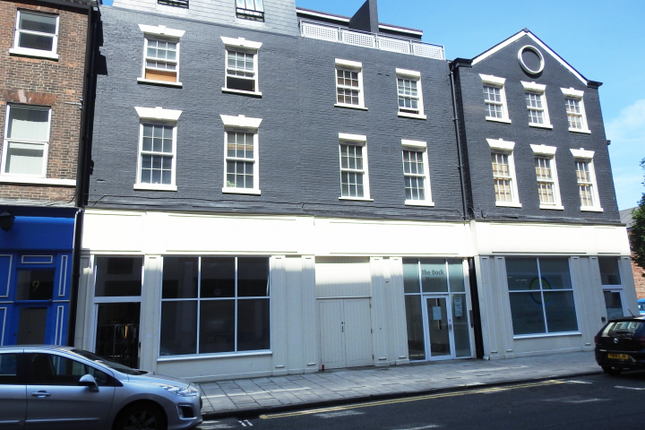 Flat to rent in Dock House, Dock Street