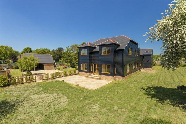 5 bed detached house for sale in St Quentin, Bekesbourne Lane, Bekesbourne CT4
