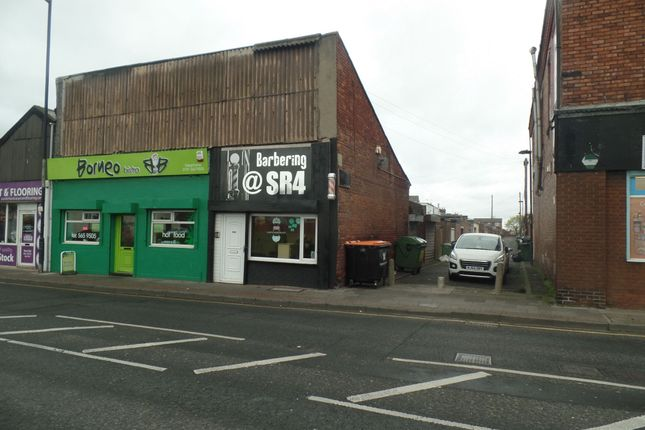 Retail premises for sale in Hylton Road, Sunderland