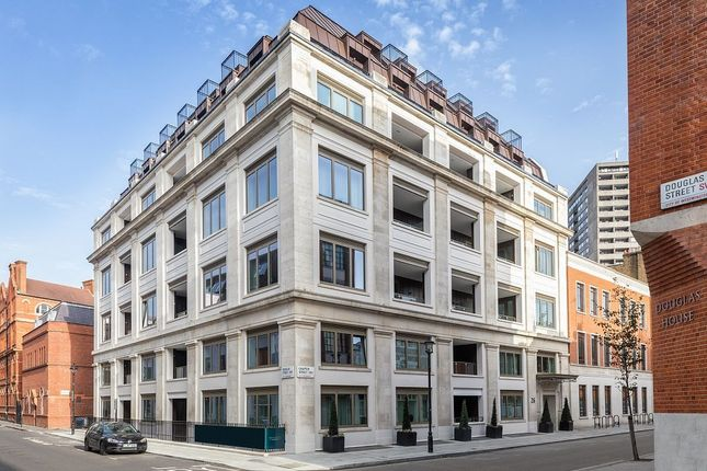 Thumbnail Flat for sale in Chapter Street, London