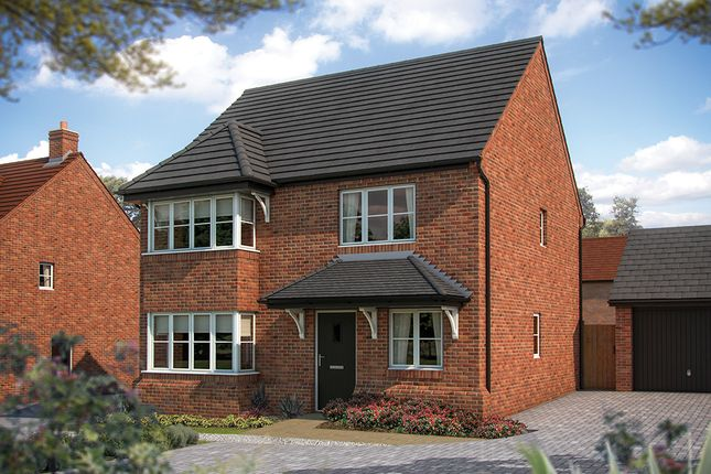"""Thumbnail Detached house for sale in """"The Canterbury"""" at Irthlingborough Road, Wellingborough"""