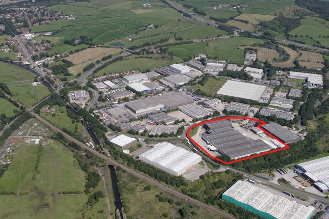 Thumbnail Warehouse to let in Stakehill 190, Stakehill Industrial Park, Heywood