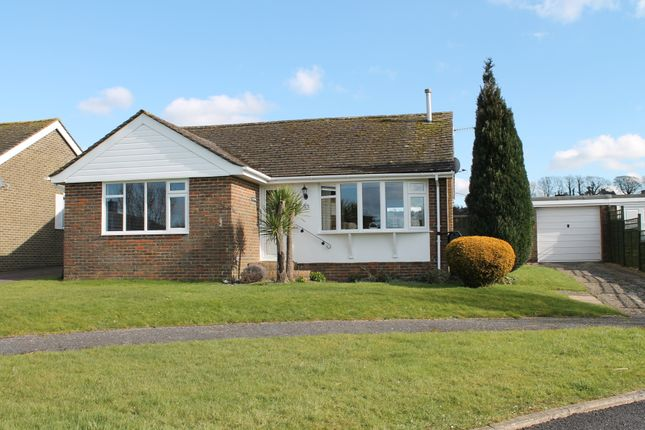 Thumbnail Detached bungalow for sale in Downview Road, Findon Village