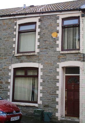 Thumbnail Terraced house for sale in Brynhyfryd, Cwmaman, Aberdare