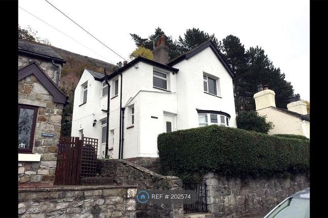 Thumbnail Detached house to rent in Lower Foel Road, Dyserth