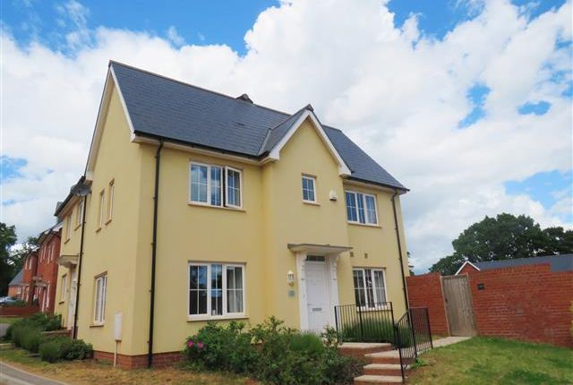 Thumbnail Property to rent in Old Park Avenue, Pinhoe, Exeter