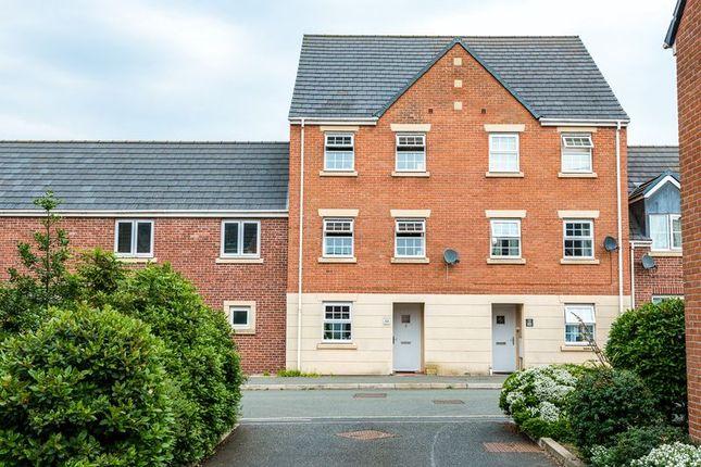 Thumbnail Town house for sale in Main Street, Buckshaw Village, Chorley
