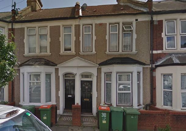 Thumbnail Terraced house to rent in Saville Road, London