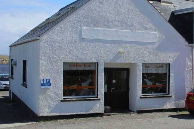 Thumbnail Restaurant/cafe for sale in Island Deli And Café, Balivanich, Benbecula