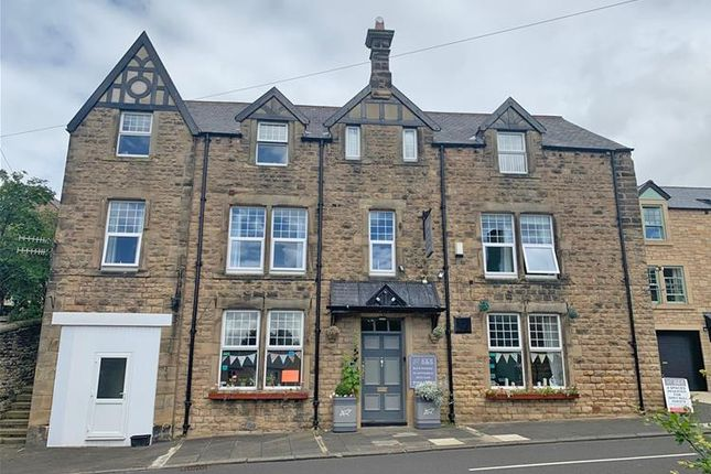Thumbnail Hotel/guest house for sale in Haltwhistle, Northumberland