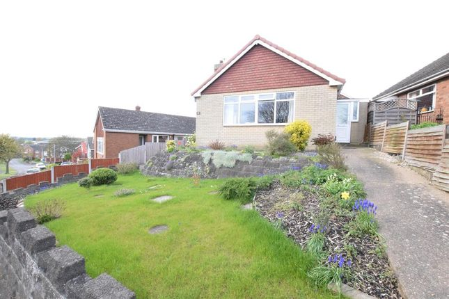 Thumbnail Detached bungalow for sale in The Dales, Scunthorpe