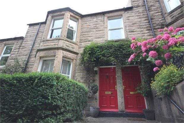 Thumbnail Flat for sale in Millfield Terrace, Hexham, Northumberland.