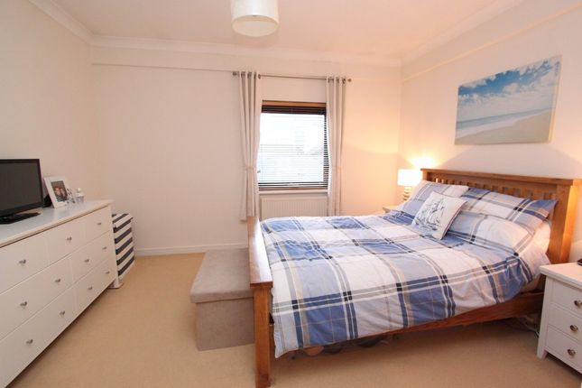 Bedroom 1 of Century Quay, Vauxhall Street, Sutton Harbour, Plumouth, Devon PL4