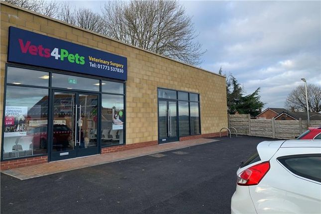 Thumbnail Restaurant/cafe to let in Unit 2, 19A Church Street, Heanor, Derbyshire