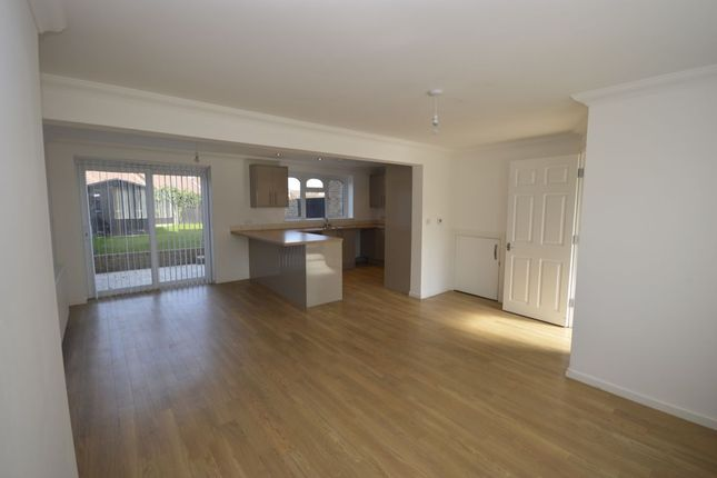 Thumbnail Terraced house to rent in Bells Lane, Hoo, Rochester