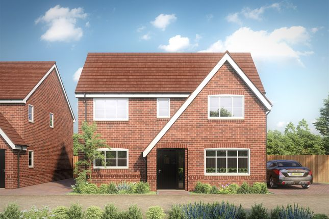 Thumbnail Detached house for sale in Park Lane, Minworth, Sutton Coldfield