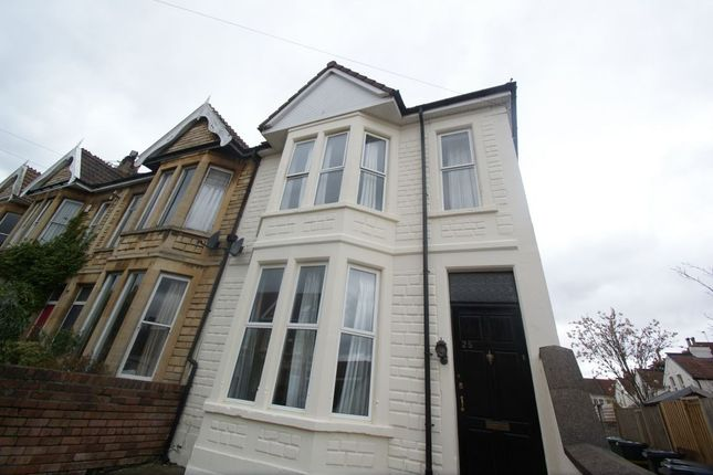 Thumbnail Property to rent in Russell Road, Westbury Park, Bristol