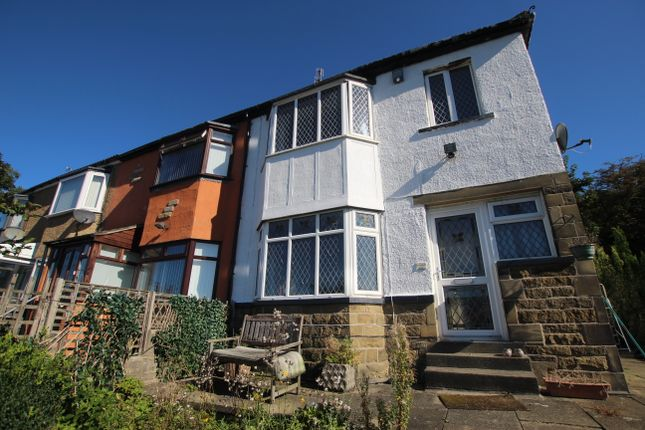 3 bed end terrace house to rent in Aireville Mount, Sandbeds, Keighley BD20