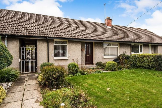 Thumbnail Terraced house for sale in Borthwick Castle Road, North Middleton, Gorebridge