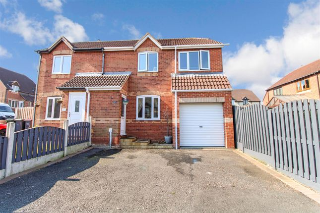 3 bed semi-detached house for sale in Brookfield Close, Dalton, Rotherham S65