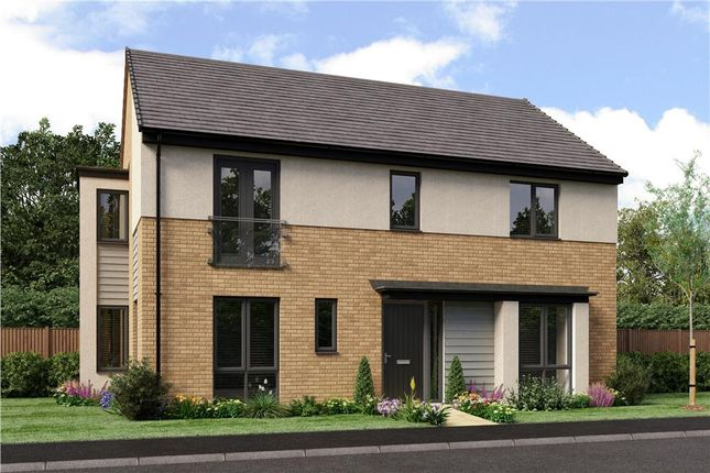 """Thumbnail Detached house for sale in """"The Stevenson"""" at Bristlecone, Sunderland"""