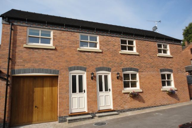 Thumbnail Flat to rent in Bank Street, Cheadle, Stoke-On-Trent