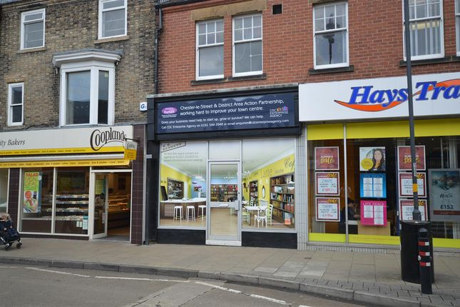 Thumbnail Commercial property to let in Front Street, Chester Le Street