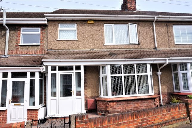 Thumbnail Terraced house for sale in St. Olafs Grove, Grimsby
