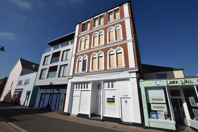 Thumbnail Flat for sale in George Street, Teignmouth, Devon