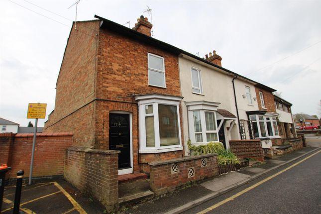 Thumbnail End terrace house for sale in Bassett Road, Leighton Buzzard