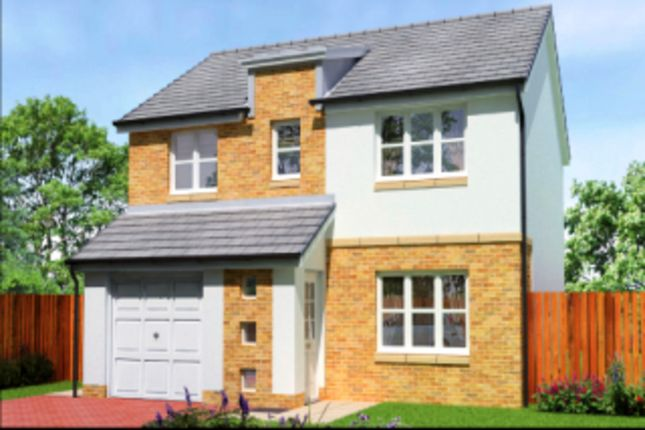 Thumbnail Detached house for sale in Plot 53, Calder Grove Development, Caldercruix