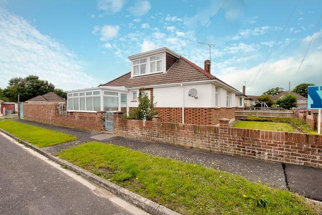 Thumbnail Detached bungalow for sale in Milverton Close, Totton, Southampton