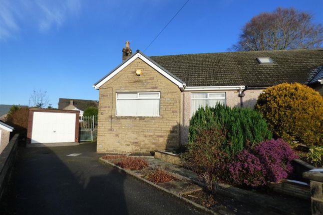 Thumbnail Semi-detached bungalow for sale in Goodwood Avenue, Slyne, Lancaster