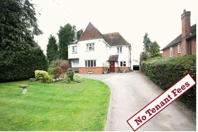 Thumbnail Flat to rent in Chestnut Lane, Amersham