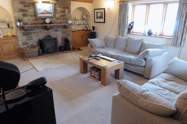 Lounge of Orchard Court, Lamerton, Tavistock PL19