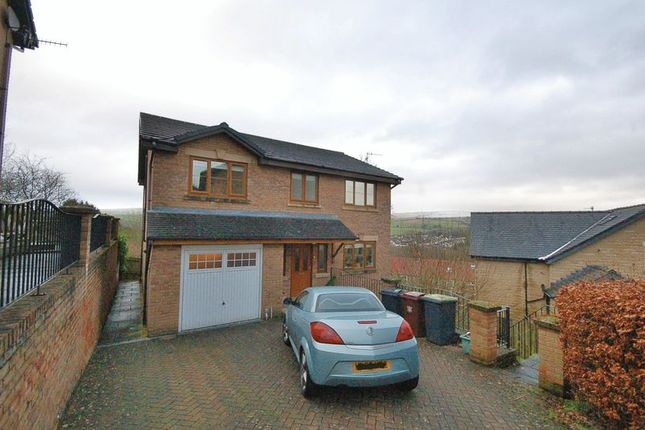 Thumbnail Detached house to rent in Heather Falls, New Mills, High Peak