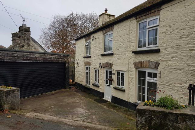 Thumbnail Cottage for sale in Higher Metherell, Callington