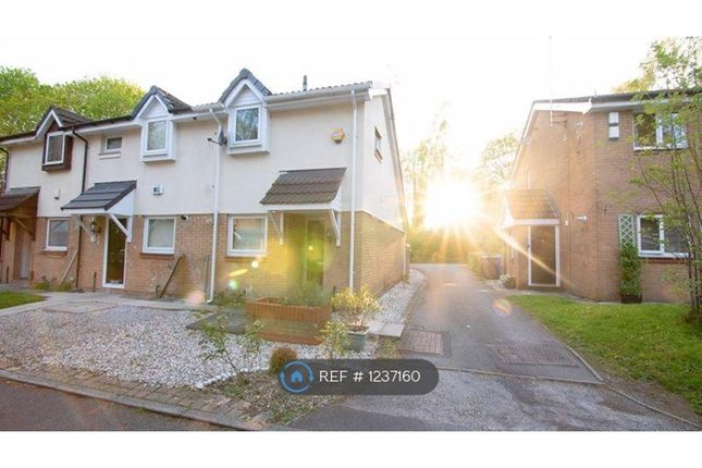 1 bed end terrace house to rent in Coppleridge Drive, Manchester M8