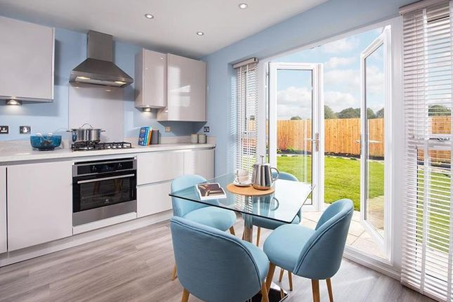 "2 bedroom terraced house for sale in ""Roseberry"" at Firfield Road, Blakelaw, Newcastle Upon Tyne"