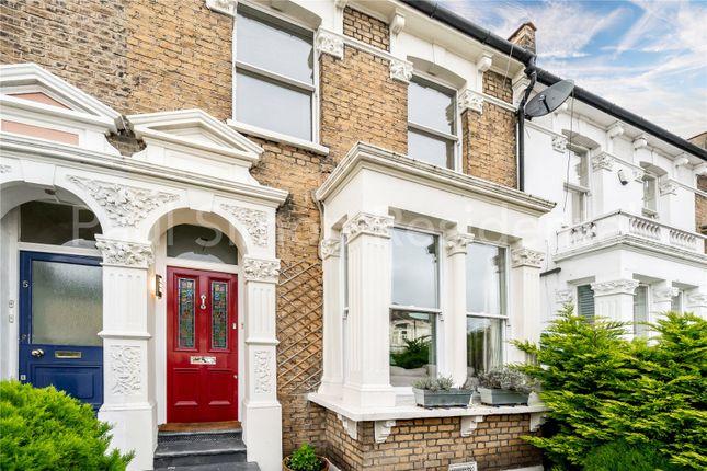 Thumbnail Terraced house for sale in Venetia Road, Finsbury Park, London