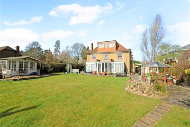 Thumbnail Detached house to rent in Sweetcroft Lane, Uxbridge, Greater London