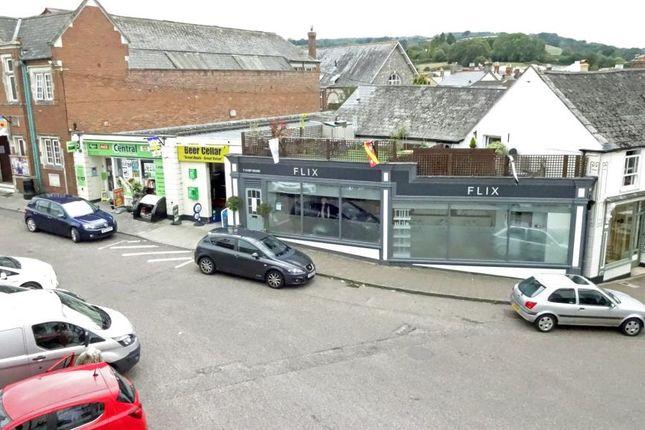 Thumbnail Commercial property for sale in Flix Hair Design, Market Place, Colyton, Devon