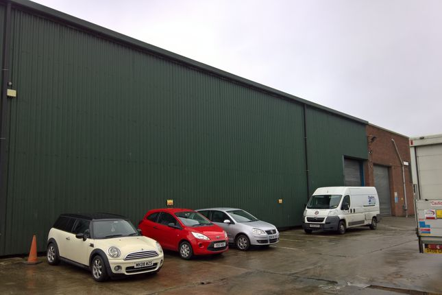 Thumbnail Warehouse to let in Clifton Road, Frodsham