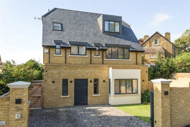 Thumbnail Detached house for sale in Thornton Hill, Wimbledon Village
