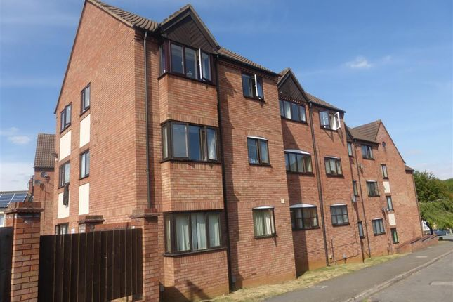 Thumbnail Flat to rent in Station Road, Rushden
