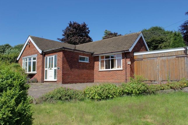 Thumbnail Detached bungalow for sale in Smiths Buildings, Weston Road, Meir, Stoke-On-Trent