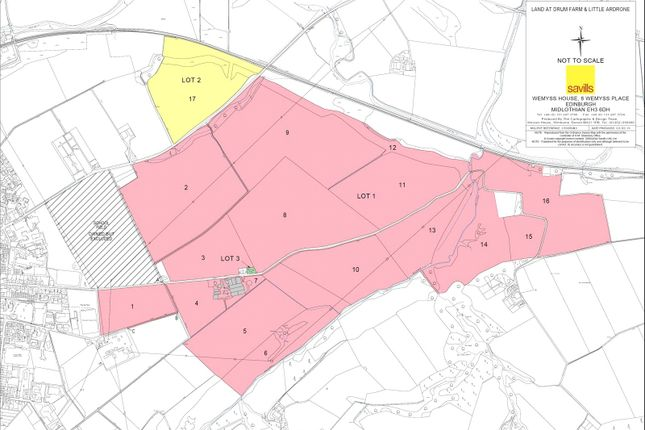Thumbnail Land for sale in Land At North Drum (Lot 2), Keith, Banffshire
