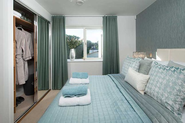 Typical Bedroom of Sea Road, Carlyon Bay, St. Austell PL25